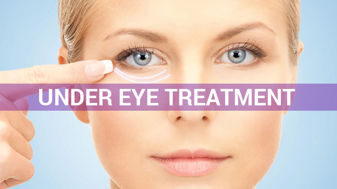 Under Eye Bags: Causes and Treatments | Look Young Clinic